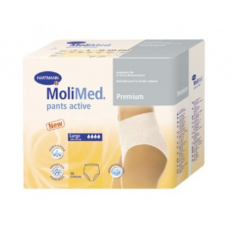 Molimed pants active